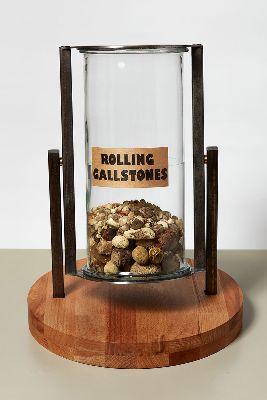 Gordulo epekovek Rolling Gallstones 2020 38 x 30 x 30 cm interaktiv muzeumi edeny epekovekkel es hangfelvetellel uveg Abel Tamas fem allvany Szilos Andras fotok Biro David