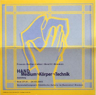 A kiallitas plakatja Poster